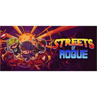 STREETS OF ROGUE / STEAM GAMES
