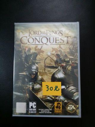 PC Game: Lord of the Rings Conquest