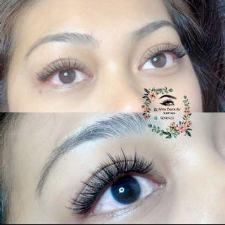 Home -Base Eyelashes Extension /Bedok
