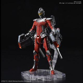 PRE ORDER October - Ultraman Figure-rise Standard Ultraman Suit Ver. 7.3 (Fully Armed) 1/12 Scale Model Kit