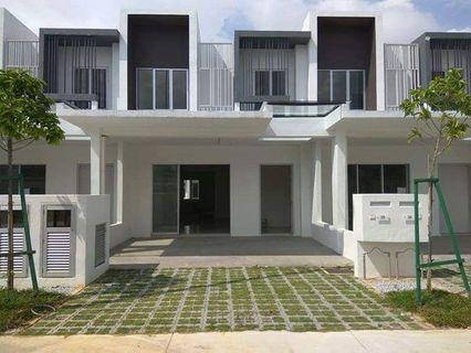 (Loan rejected units)2 Storey terrace house