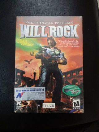 PC Game: Will Rock