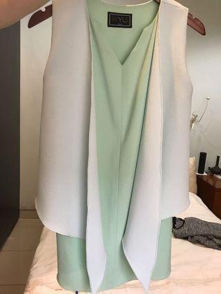 Wyle midi dress