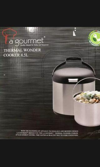 LA GOURMET Thermal Cooker 5L