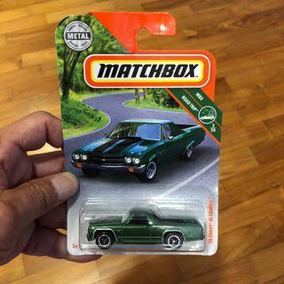 Matchbox Chevy El Camino
