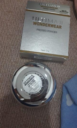 Ultima II Wonderwear Presses Powder
