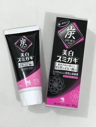 KOBAYASHI SUMIGAKI Whitening Charcoal Powder Toothpaste