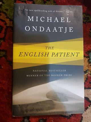 The english patient-michael ondaatje