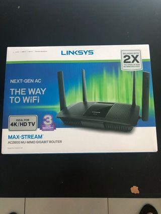 AC2600 Linksys Router