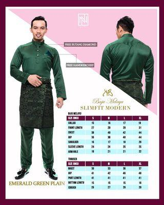 Baju Melayu Modern
