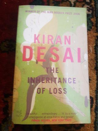 The inheritance of loss-kiran desai