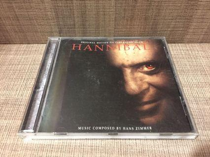 CD Soundtrack Hannibal