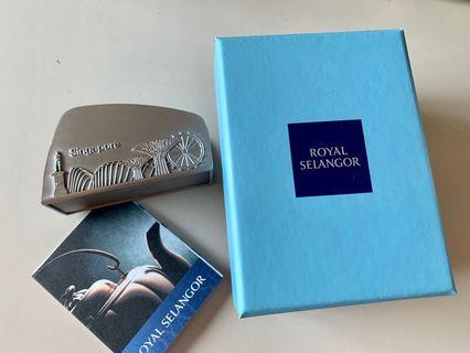 New and authentic Royal Selangor name card holder