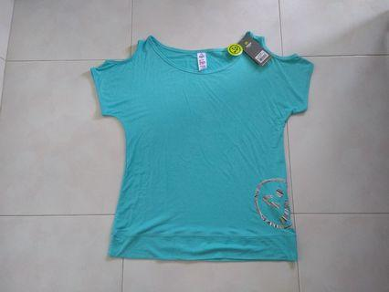 Lovely Zumba Top Size L