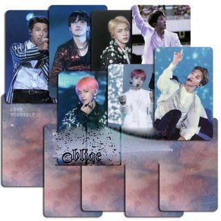 BTS Love Yourself DVD.