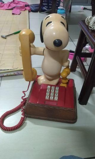 史努比電話