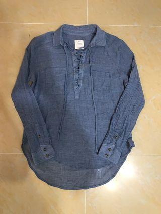 AEO shirt vintage boyfriend