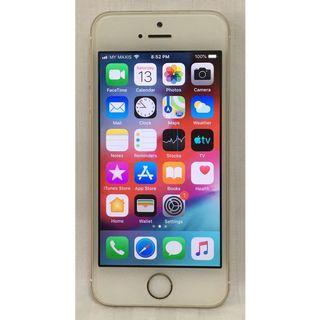 Apple iPhone 5S 16GB (9.9/10, 16 GB, Gold, iOS12)