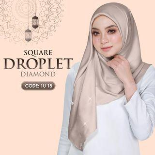 Droplets Diamonds Square