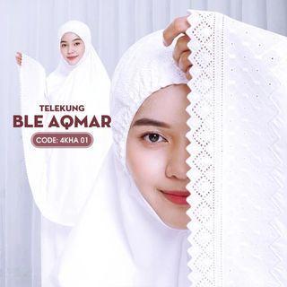 Telekung Ble Akmar by Siti Khadijah