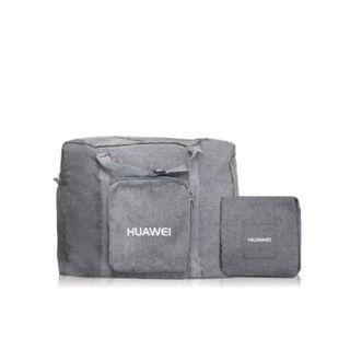 Huawei Grey Foldable Travel  Bag