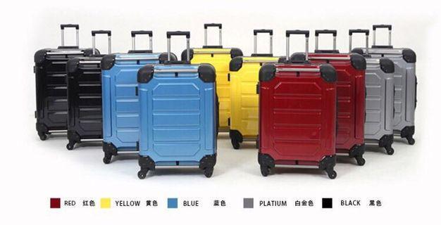 《四折處理》MENDOZA GHQ-EX 行李箱(瑕疵品)