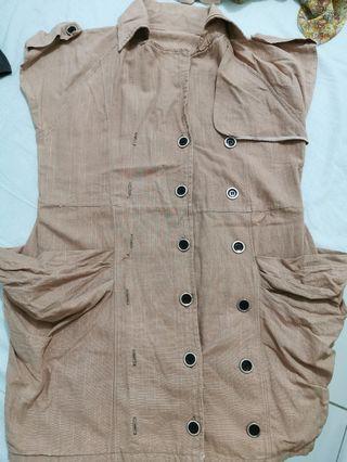 Coat like dress