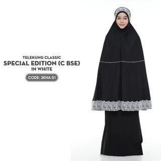 Telekung Classic special edition by Siti Khadijah