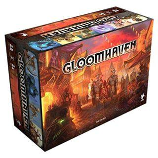 Gloomhaven (4th Print Edition)