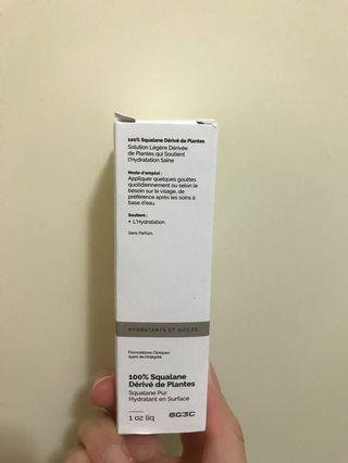The Ordinary 100% plant squalane