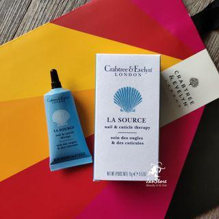 Crabtree & Evelyn London La Source Nail & Cuticle Therapy 15g