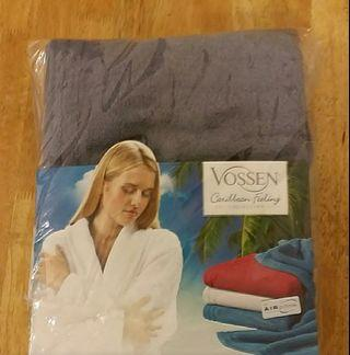 Vossen優質毛巾两條