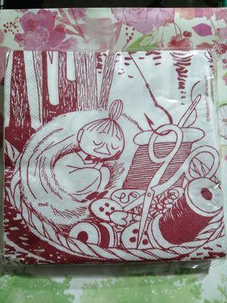 Moomin Napkins 姆明餐巾