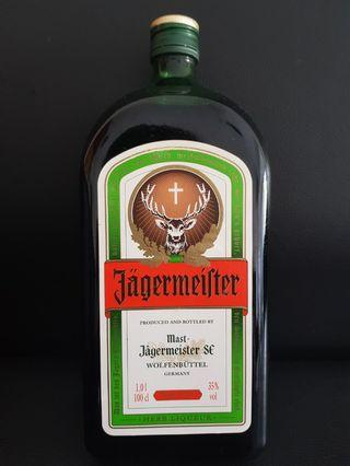 Jägermeister's brand new , quick deal pay now $30