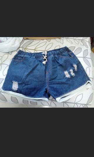 Plus size Denim Shorts 5xl