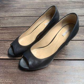 Authentic Geox Open Toe Heels #AmplifyJuly35