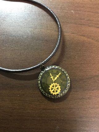 🚚 復古懷錶項鍊