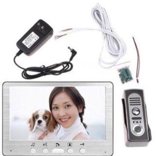 Item#179 - 7 Inch Color Monitor Camera Video Door bell Phone Machine