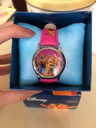 Disney 維尼熊手錶