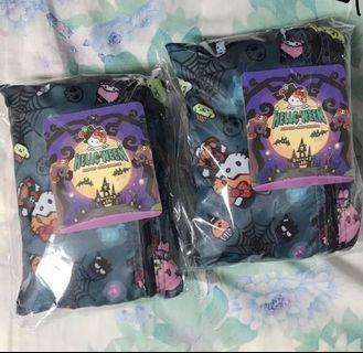 包郵海洋公園哈囉喂Sanrio實用旅行袋環保袋hello kitty melody xo twins stars 布甸狗