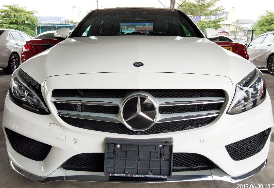 2015~Recon MERCEDES C~Class C250 ANG SPEC👍 ON THE ROAD PRICE~RM218,888.88 1,includes SST,2)Import Duties fee,3)Road tax fee,4)Processing fee,5)Insurance fee✔ 📲www.wasap.my/0122367272/SengSeng☺🙏