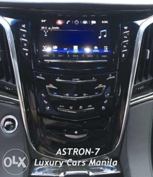 2020 Brandnew Cadillac Escalade ESV Long Wheel Base Full
