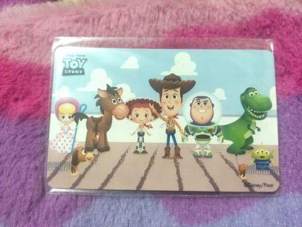 🚚 Toy Story Ezlink Card #JurongEast