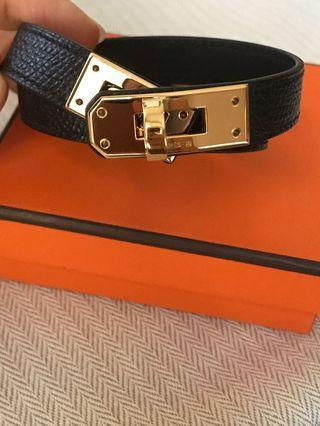 40% off retail! Hermes Kelly Double tour (Highly sought after colour combi)