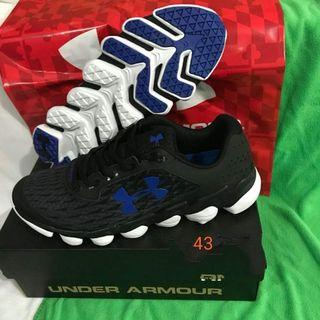 Armour shoes