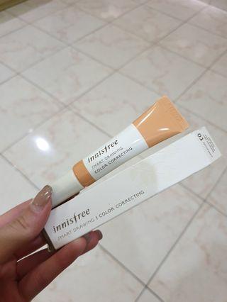 #beautyunder99k Innisfree concealer color corrector