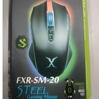 FOXXRAY FXR-SM-20 鋼鐵獵狐電競滑鼠