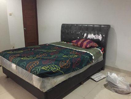 Spring bed Ukuran Besar (beli di JYSK) - Harga Murah
