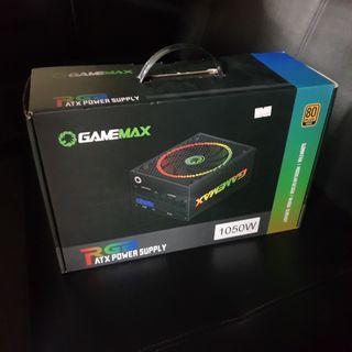 Gamemax 1050W 80 Plus Gold Power Supply PSU