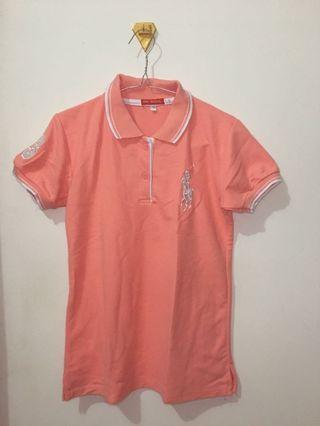 Rp.50.000 dapat 2 Pink Polo Shirt